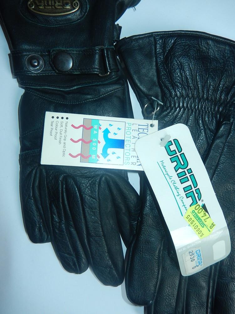 Кожаные спортивные перчатки р-р 6, подросток или маленькая взрослая рука,сток фото №13