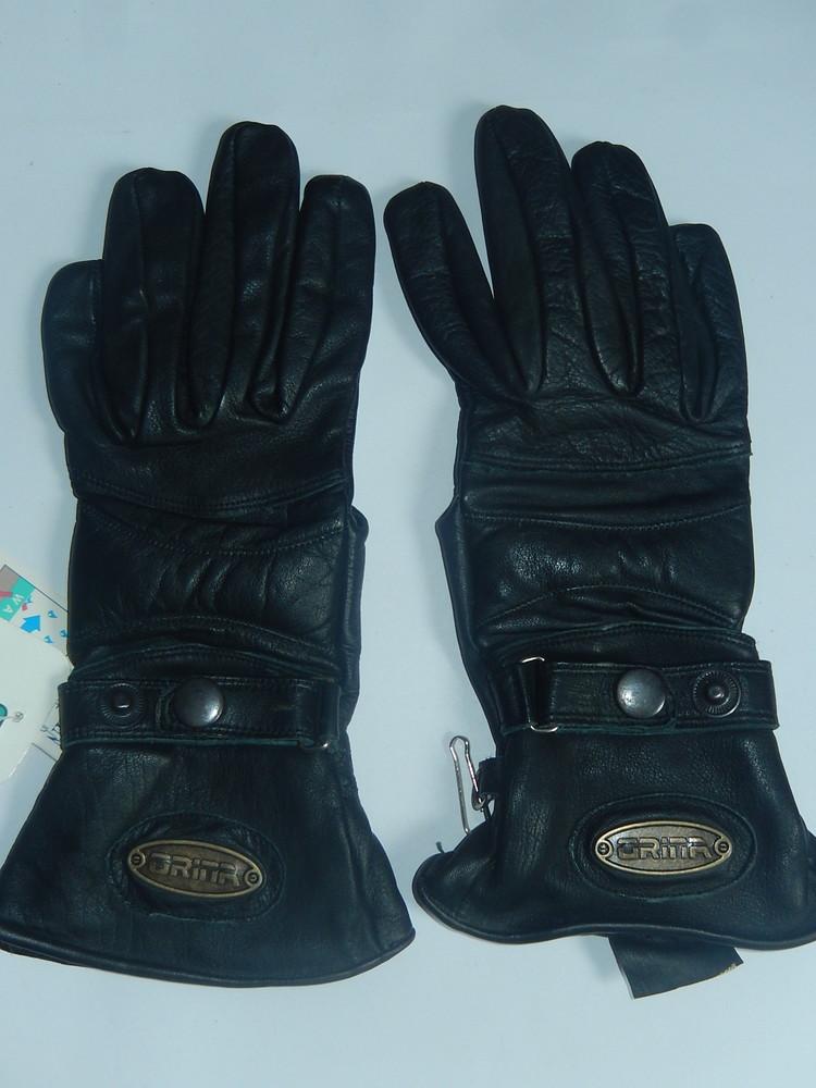 Кожаные спортивные перчатки р-р 6, подросток или маленькая взрослая рука,сток фото №2