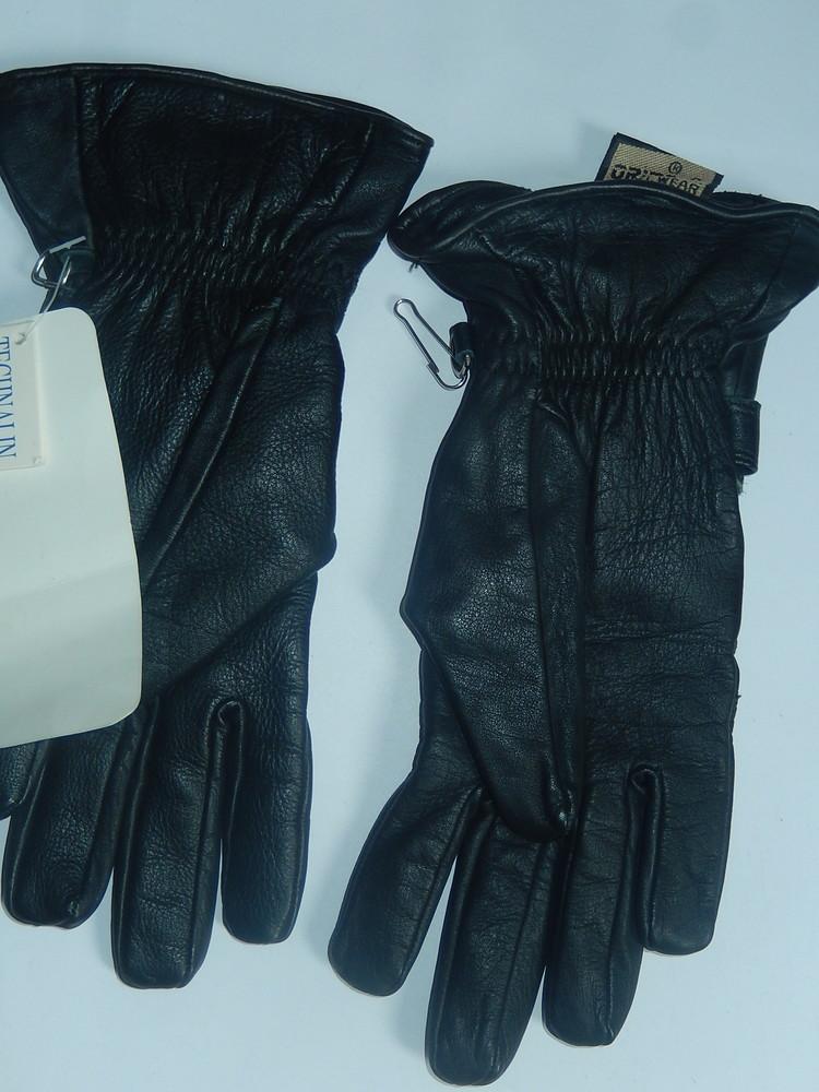 Кожаные спортивные перчатки р-р 6, подросток или маленькая взрослая рука,сток фото №5