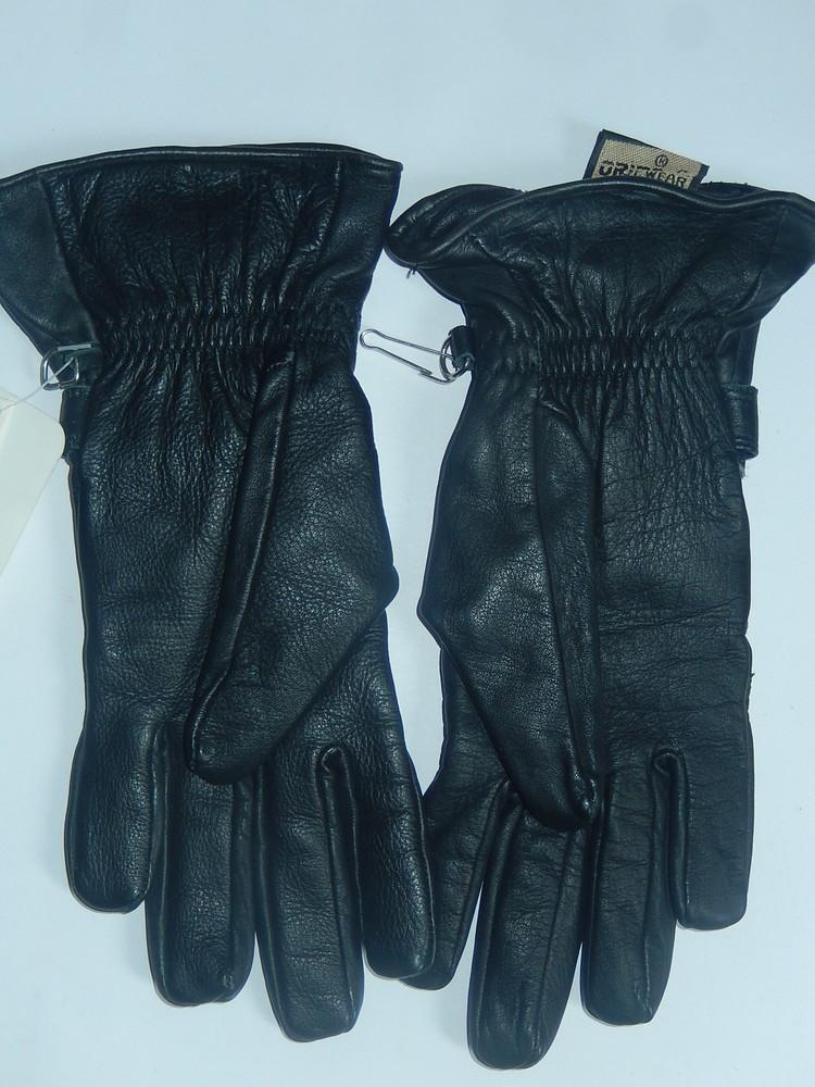 Кожаные спортивные перчатки р-р 6, подросток или маленькая взрослая рука,сток фото №6