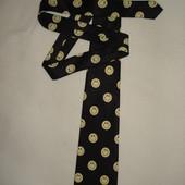 галстук-смайлик, молодёжный