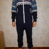 american Authentic слип мужской, пижама, человечек трикотажный c начосом, с капюшоном рL