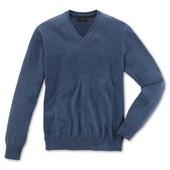 Универсальная модель от Tchibo, Германия - Хлопковый пуловер