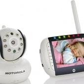 Видеоняня Motorola BMP 36, есть дополнительная камера! Новая!