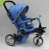 Велосипед-Коляска с поворотным сиденьем Turbotrike M AL3645