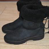 UGG australia ultimate bind 5219. зимние сапоги кожаные. 39р .Оригинал