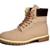 Стильные зимние ботинки с оригинальным дизайном (СА-3)