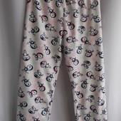 Флисовые пижамные штанишки George на  10-11 лет, рост 140-146