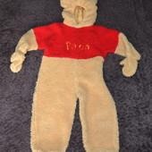 детский карнавальный костюм Винни-Пух