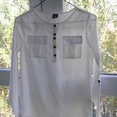Baker Bridge белая блуза для девочки 14 лет