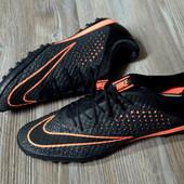 Сороконожки,шиповки Nike Mercurial x finale II tf (725243-008)(45,5)