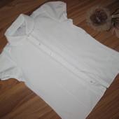 George Белая рубашка рубашечка блузка блузочка в школу для 11-12 лет 146-152