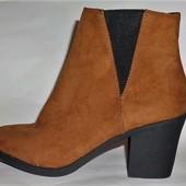 39 Модные ботинки челси C&A