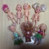 Маленькая кукла 10 см.