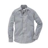 Мужская рубашка клетка Качество! Tchibo М