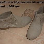 черевички Grаceland р.40