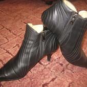 Ботиночки осенние carnaby