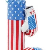 Боксерский набор Америка средний