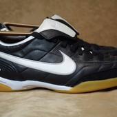 Nike Tiempo Mystic кроссовки для зала (футзалки). Оригинал. 41 р./ 26 см.