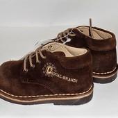 21 Крутые замшевые ботинки