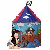 Палатка Пиратская 3317В, для мальчика. 105х105х125 см