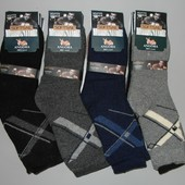 Носки мужские ангора-махра 3 пары 42-46 раз