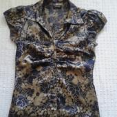 атласная блуза от Orsay,p.36-38