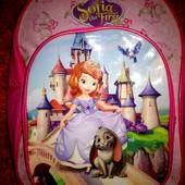 Дошкольный рюкзак Принцесса София в идеале!
