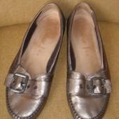 1804 Туфли Gabor comfort 8 (27).кожа.