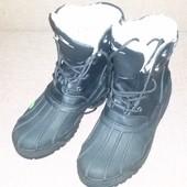 Мужские зимние ботинки c мехом-утеплителем для Вас, р-р 43