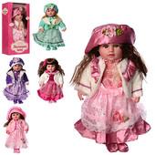 """Кукла М 3508 """"Маленькая пани"""", Маленькая госпожа! Высота 46 см!"""