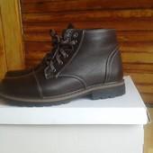 500 в феврале! Классные кожаные ботиночки Коди Soldi Солди, 39 р, 25,5 см.