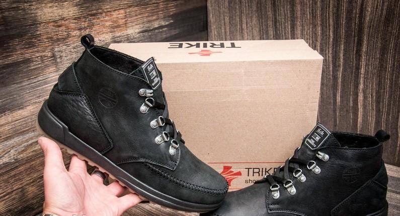 Ботинки trike, зимние на меху, р. 40,44,45. код kv-3820 фото №2