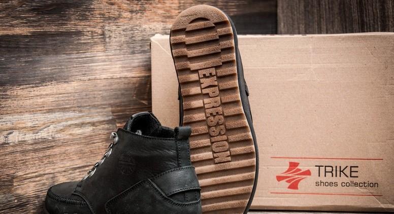 Ботинки trike, зимние на меху, р. 40,44,45. код kv-3820 фото №3