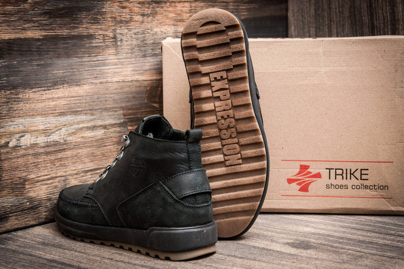 Ботинки trike, зимние на меху, р. 40,44,45. код kv-3820 фото №7