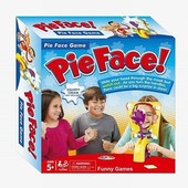 Игра для компании Пирог в лицо. Pie Face
