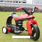 Мотоцикл Bambi 99123-3 Red