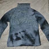 флисовый термо гольф свитер Fila оригинал в сост нового Канада размер S