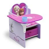 Delta Письменный стол парта детская холодное сердце chair desk with storage bin, disney frozen