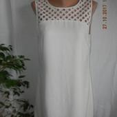 Белое платье debenhams