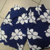 шорты для купания,разм S