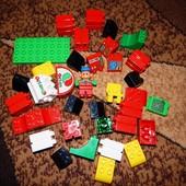 Конструктор Лего Дупло оригинал! Заправочная станция.