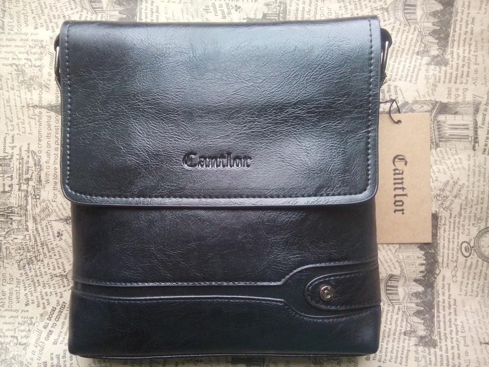 Мужская сумка-планшет Cantlor фото №1