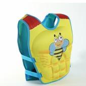 Детская жилетка для плавания,  3-6 лет
