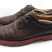 Туфли Clarks .размер 46-й...