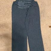 Комбинезон теплый и штаны на флисе для беременных Тм Илифия, р. 46