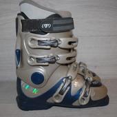 Лижні ботинки Tecnica 38 24,5см