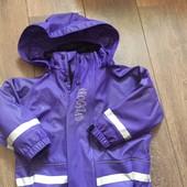 куртка, дождевик, со съемным утеплением. 98 р. Skogstad