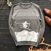Зимний мужской свитер George рр С