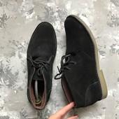 Натуральные ботинки Easy p-p 43